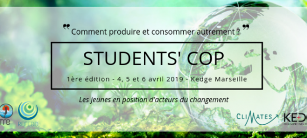 EMMO collabore avec Students' Cop !